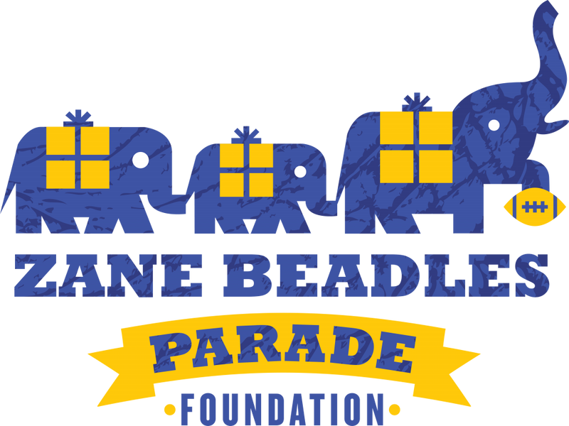 Proud Participants of the 2017 Zane Beadles Parade Partners Card