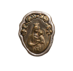Our Lady of Perpetual Help Ring