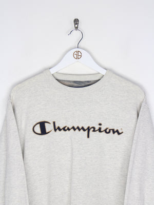 boss blue sweatshirt xs