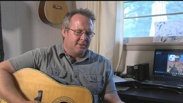 Local veteran uses music to help fellow comrades cope with PTSD