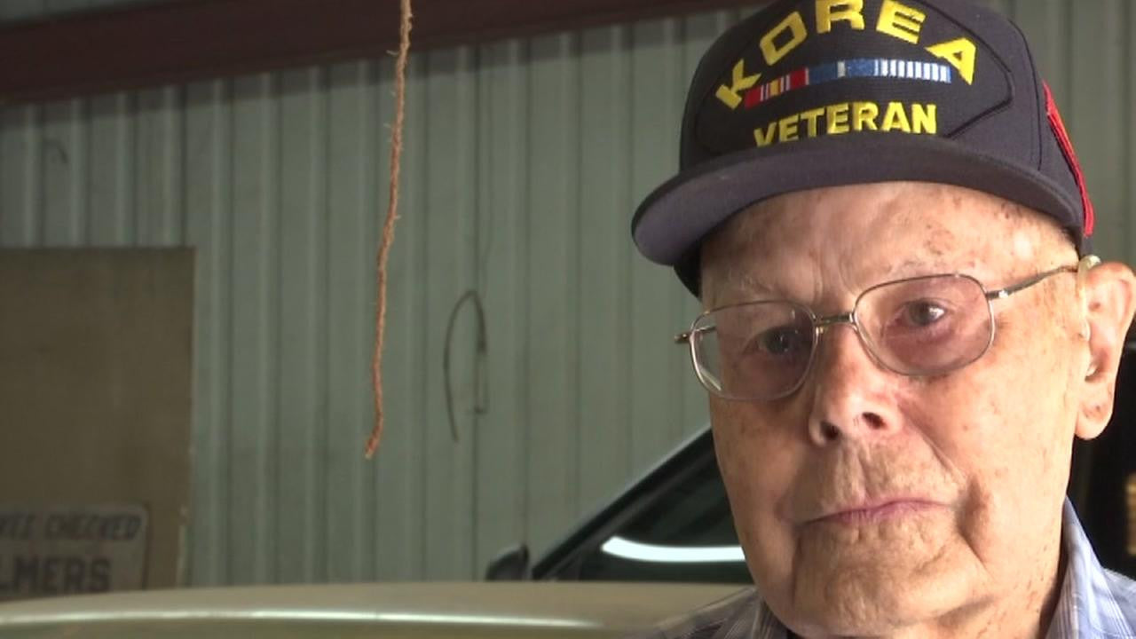 89-YEAR-OLD VETERAN GETS HIGH SCHOOL DIPLOMA THIS MONTH