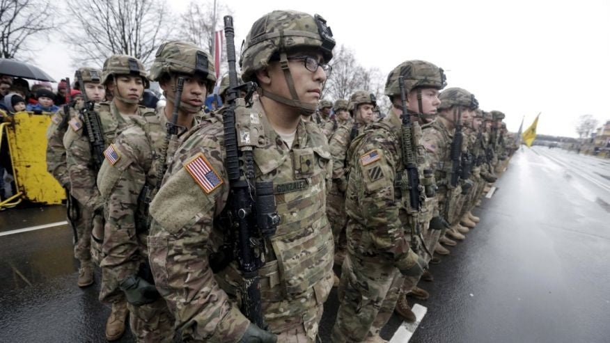 Pentagon Plans To Increase Military Presence In Eastern Europe - Are We Playing With Fire?