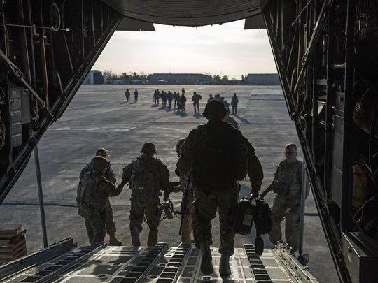 MUST SEE: US Military Issues New Medal For Troops Fighting ISIS