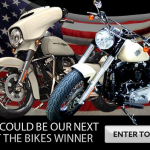 Act Now to Boost Your Chances to Win 2 Harleys Plus a Year of Gas!