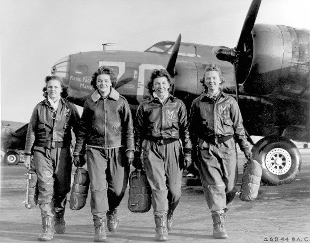 Video: Army Denies Female WWII Pilots to be Buried at Arlington