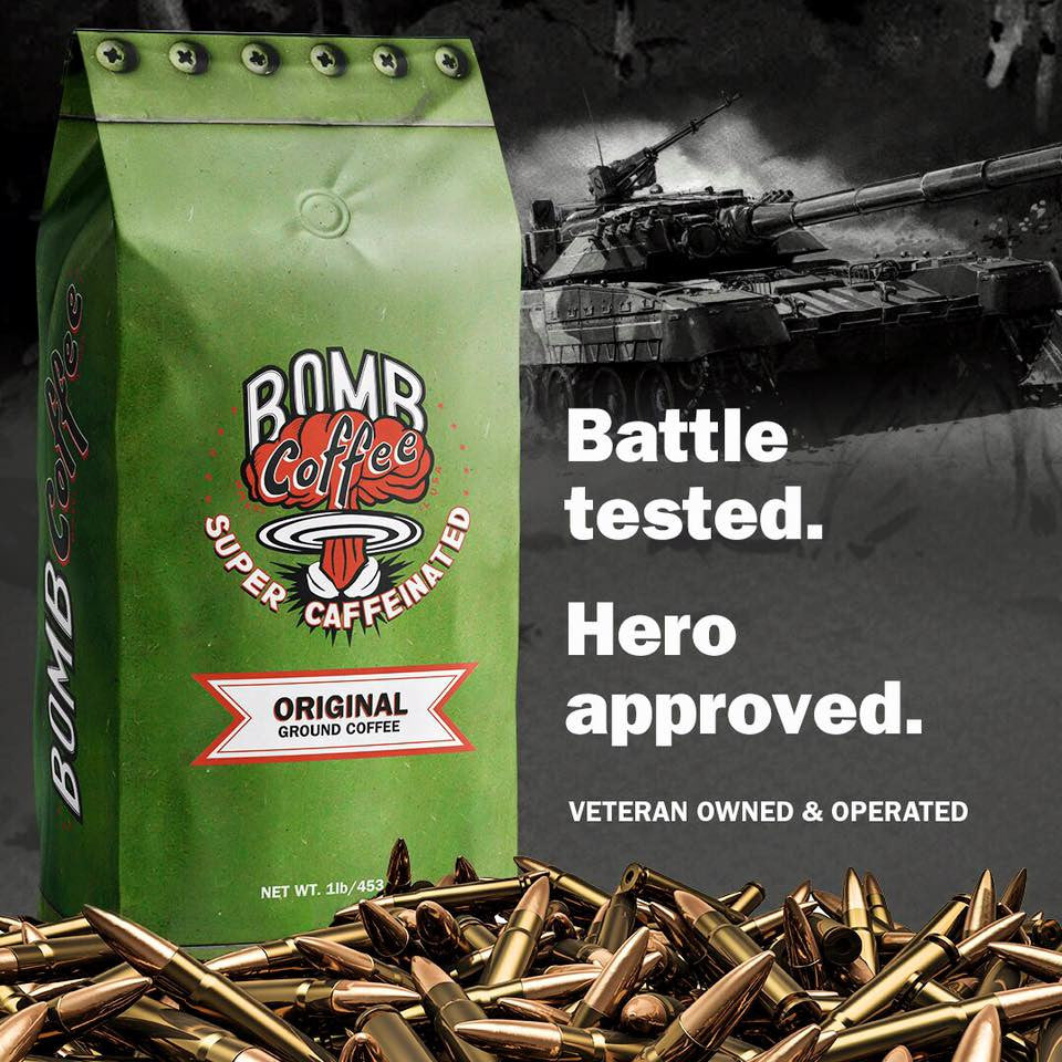 Coffee That Helps Veterans
