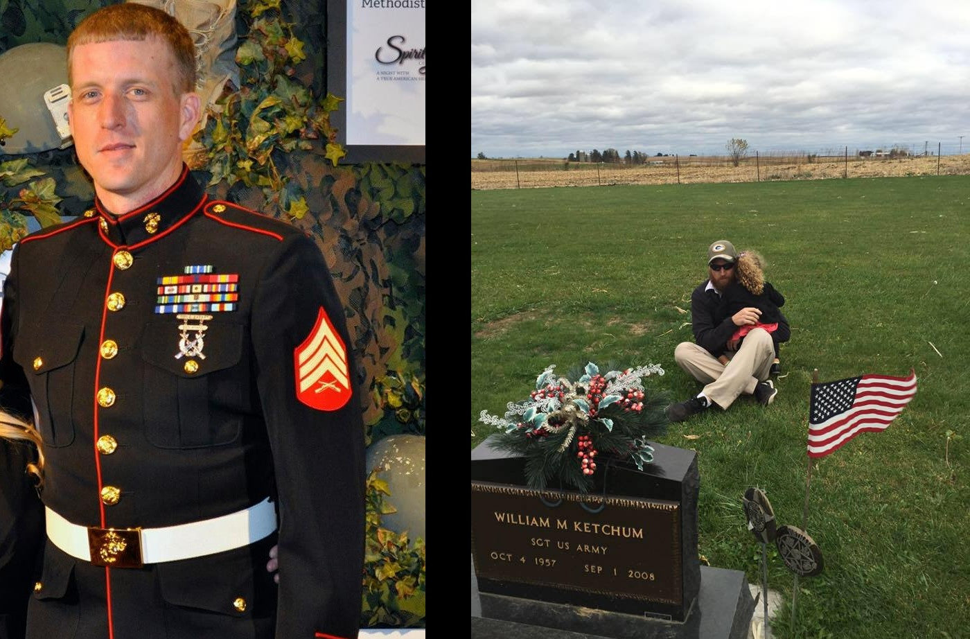 Marine Commits Suicide Day After Being Turned Away From VA