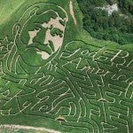 Chris Kyle Honored with Corn Maze
