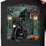 Scare Up Support for Wounded Veterans and Service Members with This Halloween Shirt