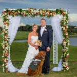 Therapy Dog Serves as Wounded Army Veteran's Best Man