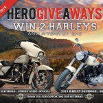 Hurry: Harley-Davidson Giveaway Ends January 12!