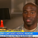 Heroic Acts by Military Members and Veterans in This Week's Heroes in Action Videos