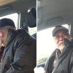 Video: Homeless Veteran Brought To Tears By This Man's Act of Kindness