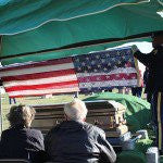 Hundreds of Strangers Honor Lonely WWII Veteran