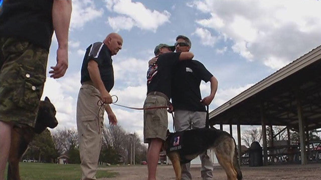 Minnesota Veteran Is Paying It Forward By Building Companion Dog Program!