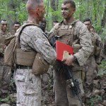 Marine Corps Trainee Saves Shooting Victim's Life with Quick Response