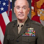 Marine Nominated as Chairman of Joint Chiefs of Staff