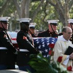 Unclaimed Veteran Remains Receive Proper Burial
