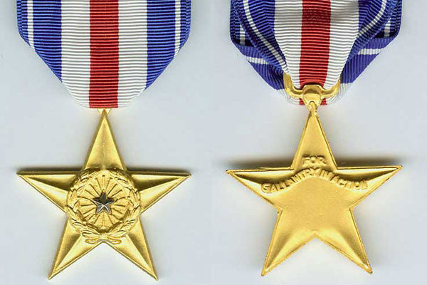 Navy Corpsman Receives Silver Star for Heroism after Afghan Insider Attack