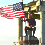 Watch: Navy Veteran Swims Mississippi River to Honor Families of Fallen Troops