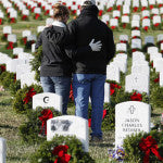 Retired Marine Dies While Laying Wreaths on Vets' Graves