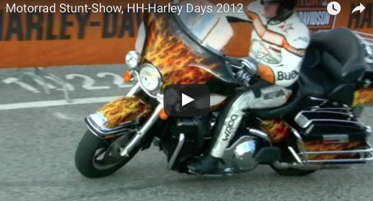 ALL BIKERS! Check Out These Amazing Harley Stunts...They'll Blow Your Mind!