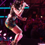 Super Bowl Performers Katy Perry and Idina Menzel Also USO Supporters