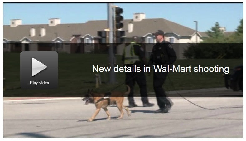 Veteran Shot In Attempt To Rescue Woman And Baby At Wal-Mart
