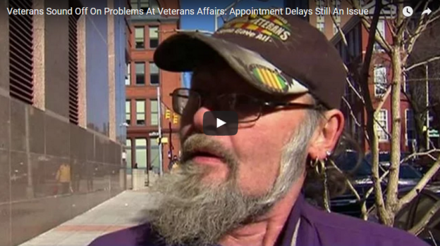 Veterans Sound Off On Problems At Veterans Affairs: Appointment Delays Still An Issue