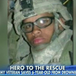 Video: Army Veteran Saves 6-Year-Old Boy from Near-Drowning