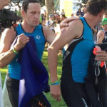 Video: Blind Veteran Continues to Inspire as He Completes Ironman Triathlon