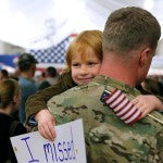 Watch: Videos of Christmas Military Homecoming Surprises