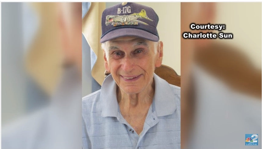 91-Year Old WWII Veteran Beaten With Oxygen Tank By Caregiver