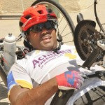 Video: Wounded Veteran Hand-Bikes Across USA for Fellow Marines