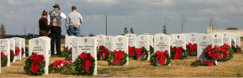 Wreaths for Vets Annual Event