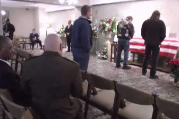 Homeless Veteran Dies With No Claim To His Body - But What Happens Next Will Bring You To Tears!