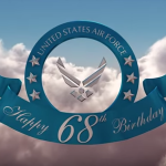 Celebrate the Air Force's Birthday In This Week's Heroes in Action Military Videos
