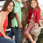 Honoring Military Families in November