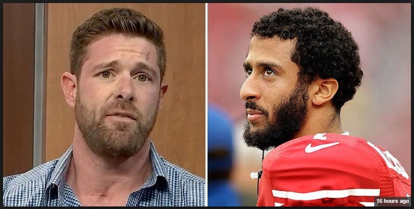 Double Amputee Veteran Noah Galloway Slams Colin Kaepernick for Sitting During National Anthem