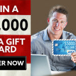 Win a $5,000 Gift Card While Supporting Our Veterans!