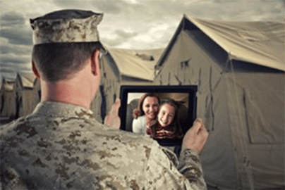 Tablets for Heroes Program