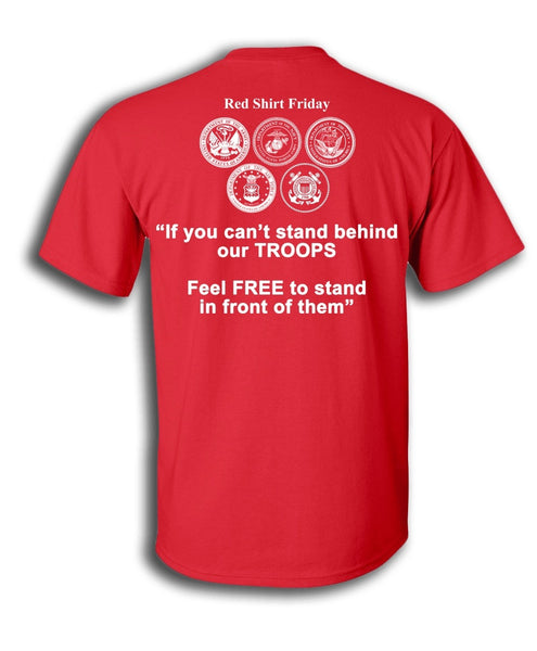 Red Friday T-Shirt