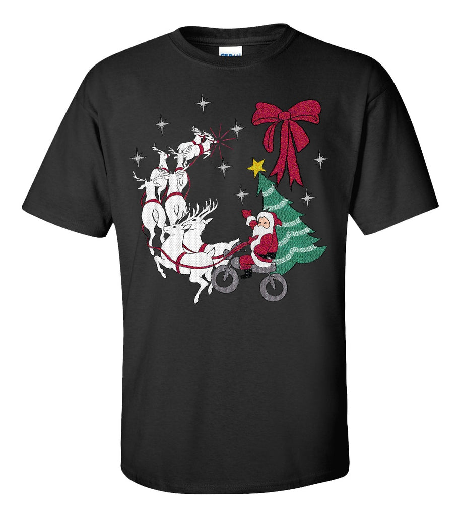 Santa Claus Motorcycle Express - Hero Giveaways - 3