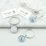 Personalised Secret Symbol Keyring