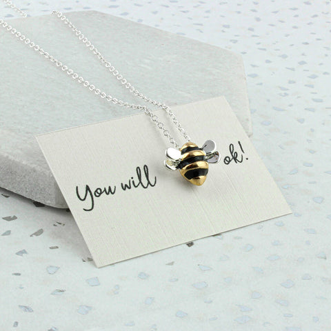 Bee Ok Necklace
