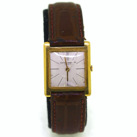 Estate Audemars Piguet 1322 Movement 5ZZ50 Box no papers 18K Yellow Gold WA0437