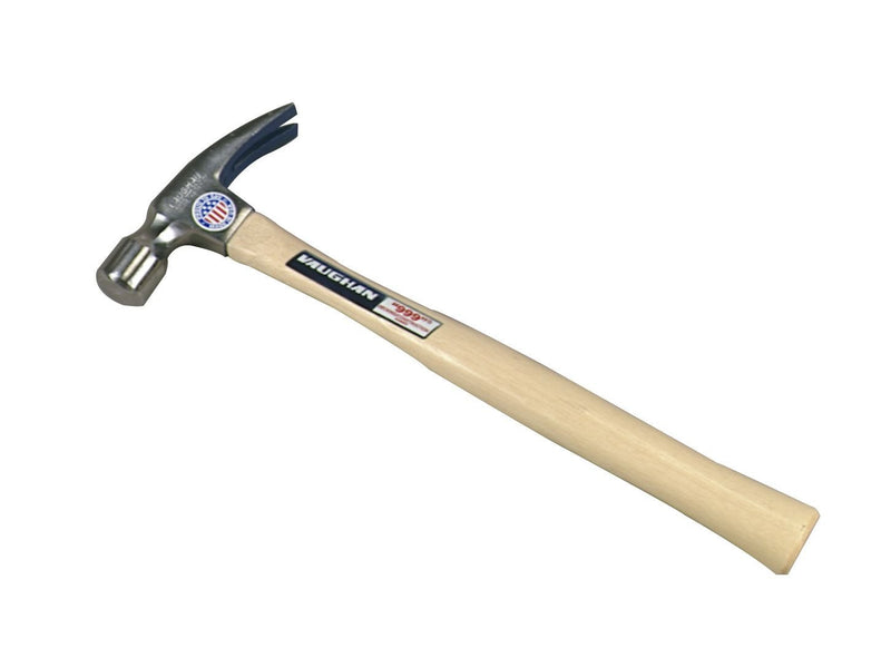 Vaughan 106-02 606S Linemans Straight Claw Hammer, 28-Ounce, Smooth Face (66-106-02)