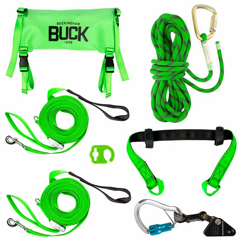 Buckingham Buck Ladder Tether - 128R
