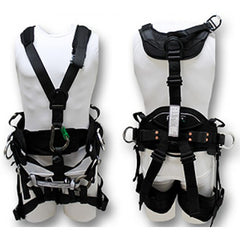 Buckingham ErgoLite Four Dee Tower Harness Combo (41-17908)