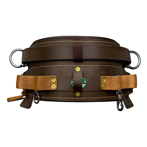 Economy 4 D-Ring Body Belt - 190224